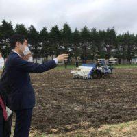 スマート農業実証プロジェクト