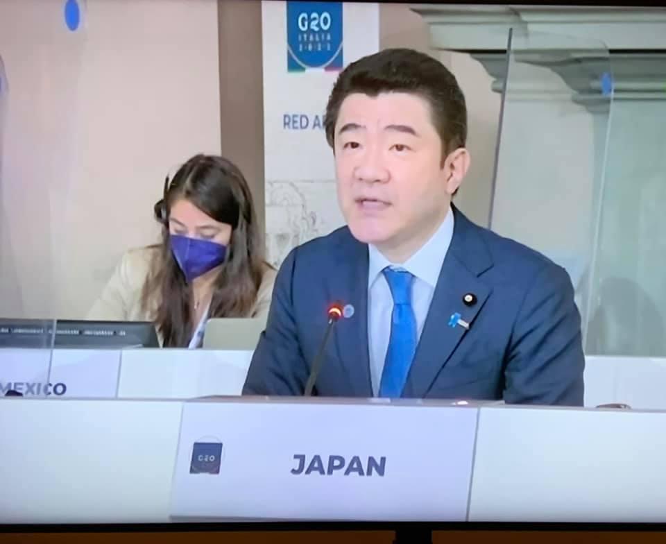 G20農業大臣会合の様子